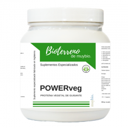 POWERveg (proteina vegetal...